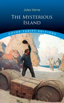 (ebook) The Mysterious Island