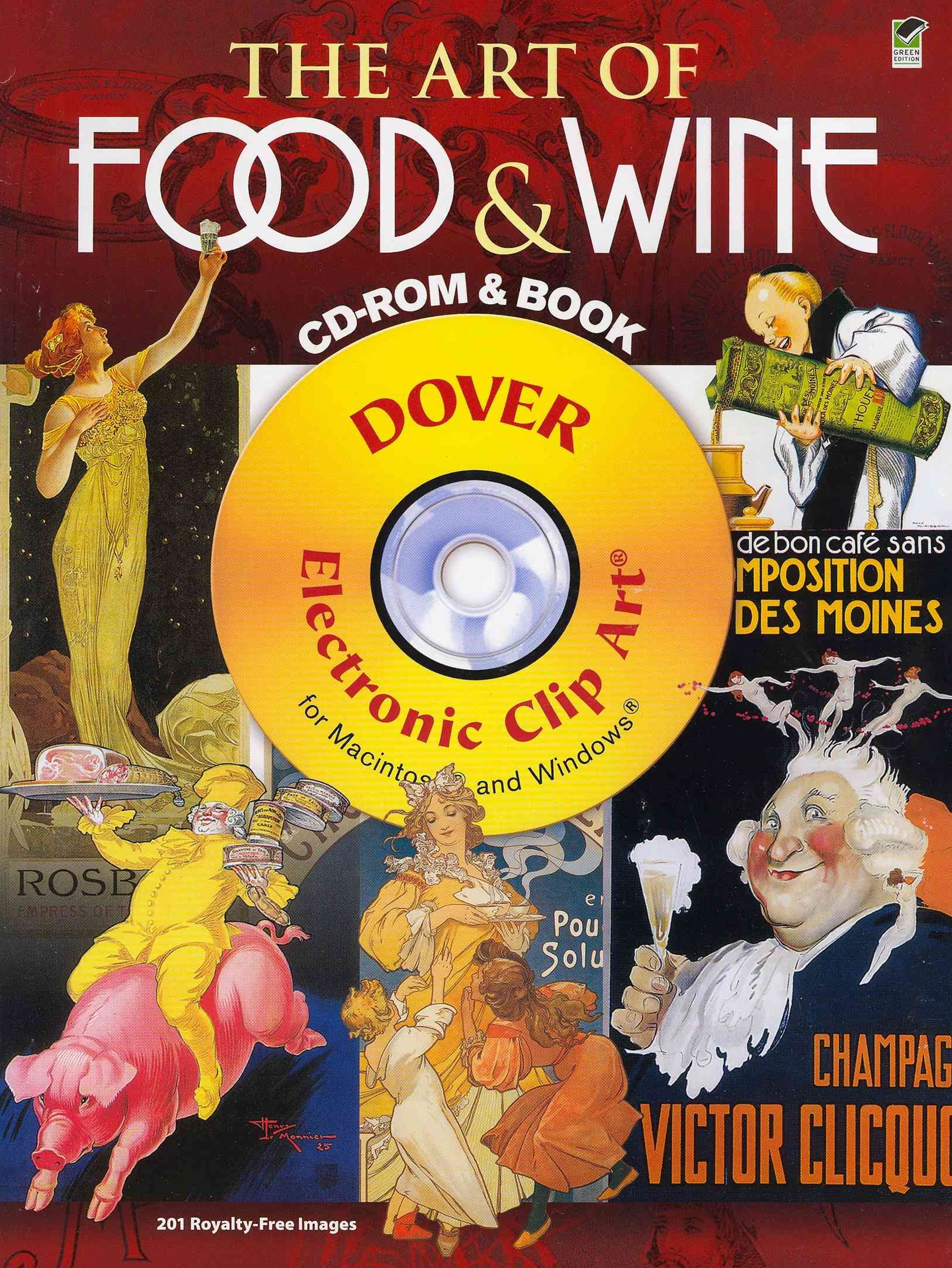 Art of Food and Wine CD-ROM and Book