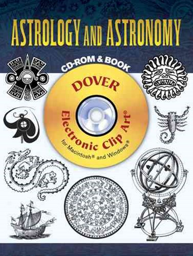 Astrology and Astronomy CD-ROM and Book