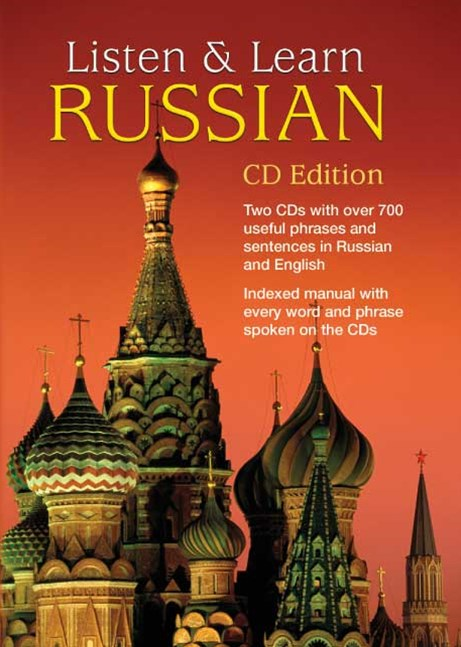Listen and Learn Russian (CD Edition)