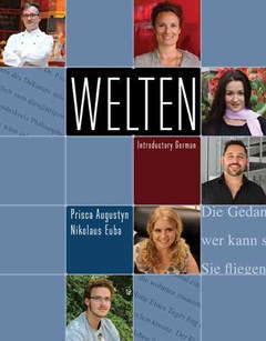 Welten : Introductory German (with iLrn