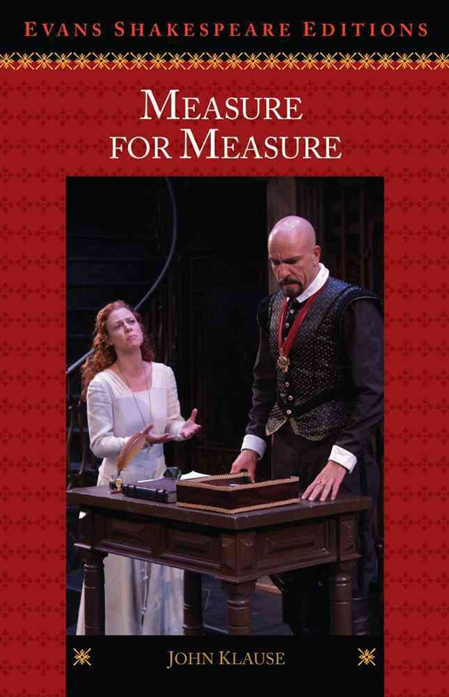 Measure for Measure : Evans Shakespeare Edition