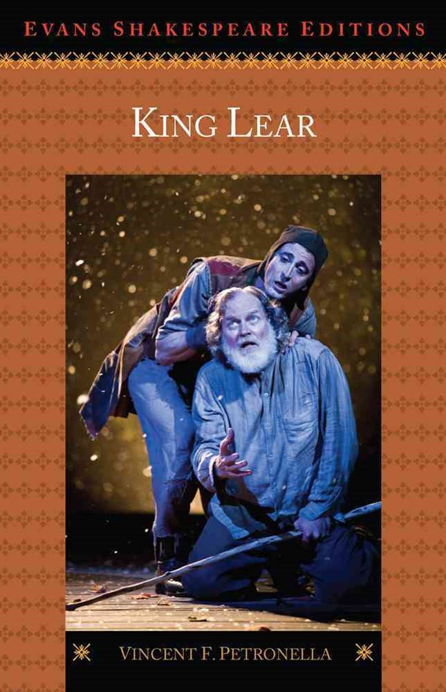 King Lear : Evans Shakespeare Edition