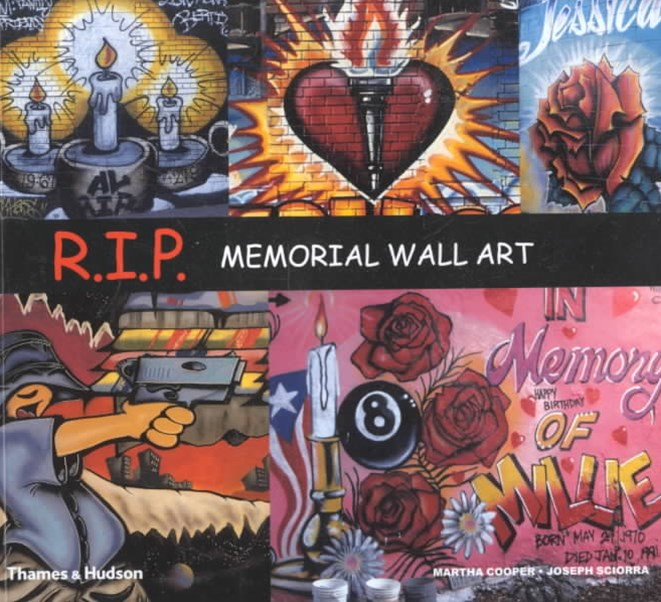 R.I.P.: New York Spraycan Memorials