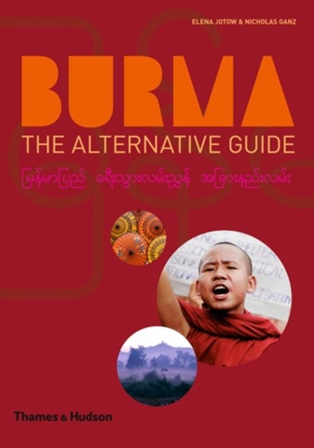 Alternative Guide - Burma
