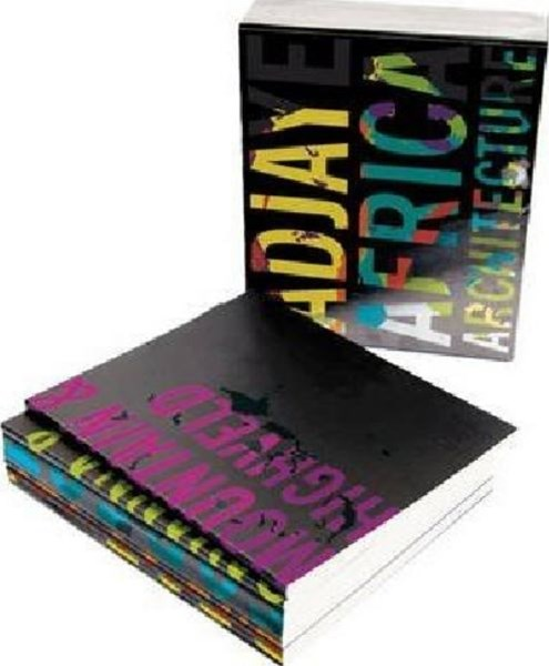 Adjaye: Africa Architecture  (7 volumes slipcased)