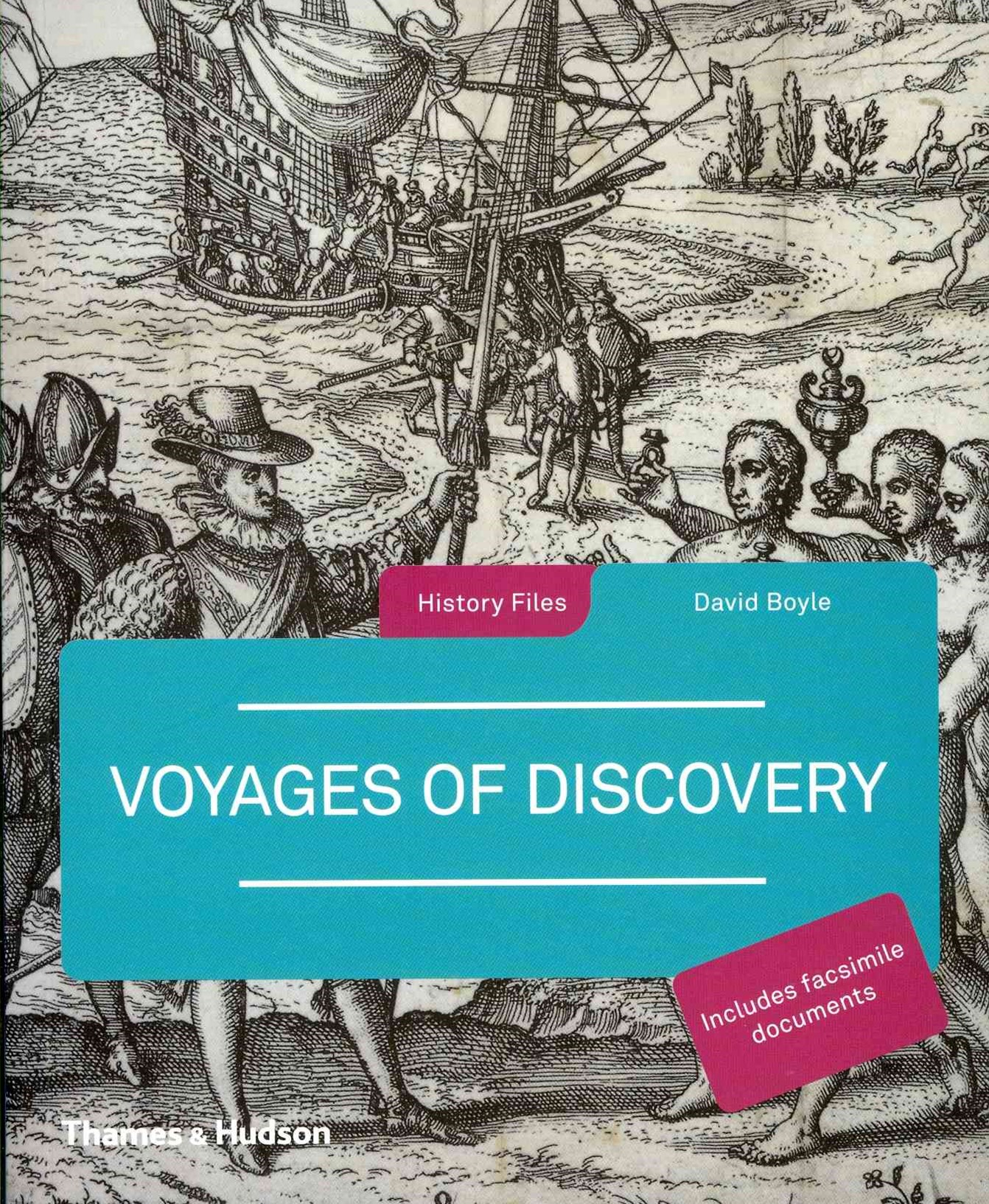Voyages of Discovery  (History Files)