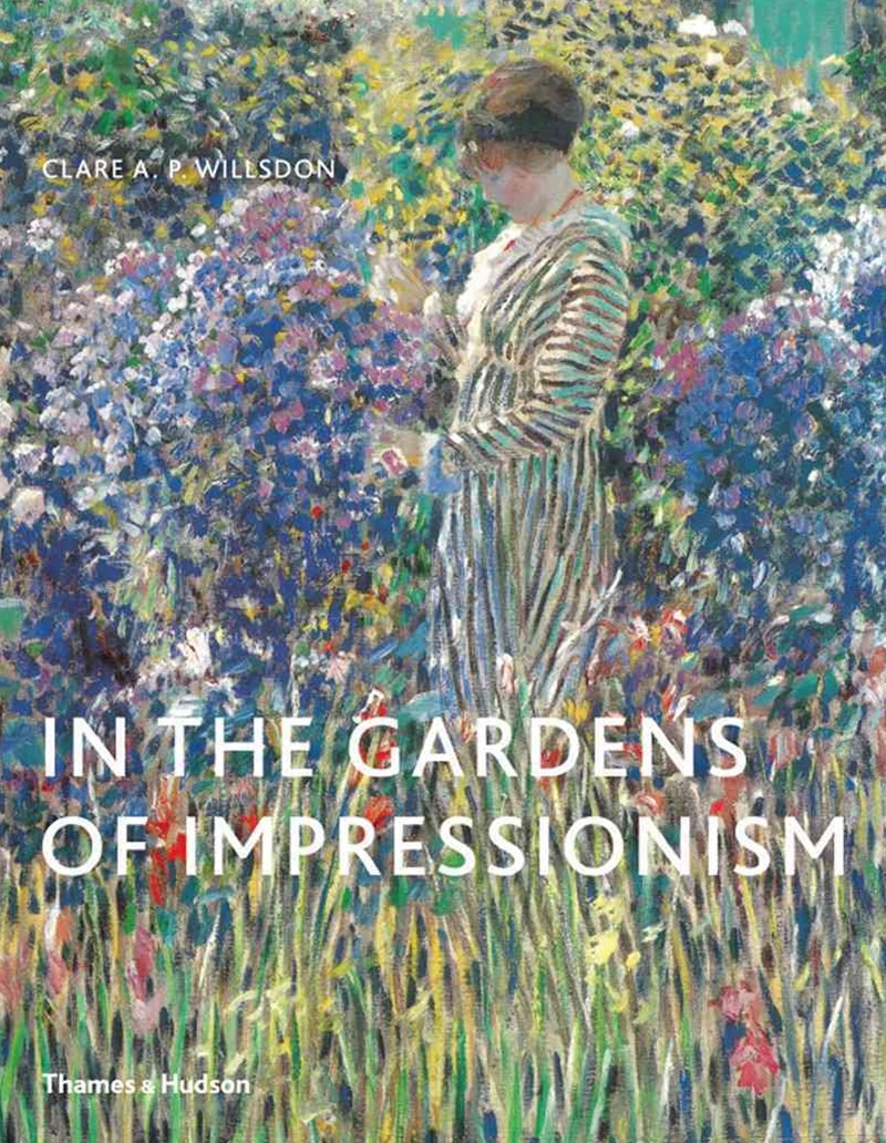 In the Gardens of Impressionism (1st time paperback)