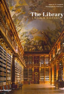 The Library by Dr James W P Campbell, Will Pryce (9780500342886) - HardCover - Art & Architecture Architecture
