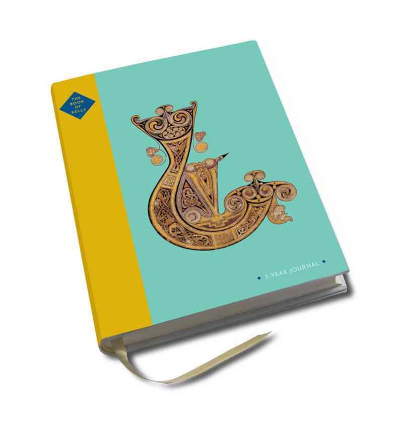 Book of Kells: Five Year Journal