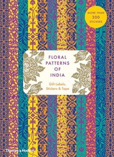 Floral Patterns of India: Sticker & Tape Book by Henry Wilson (9780500420874) - PaperBack - Art & Architecture General Art