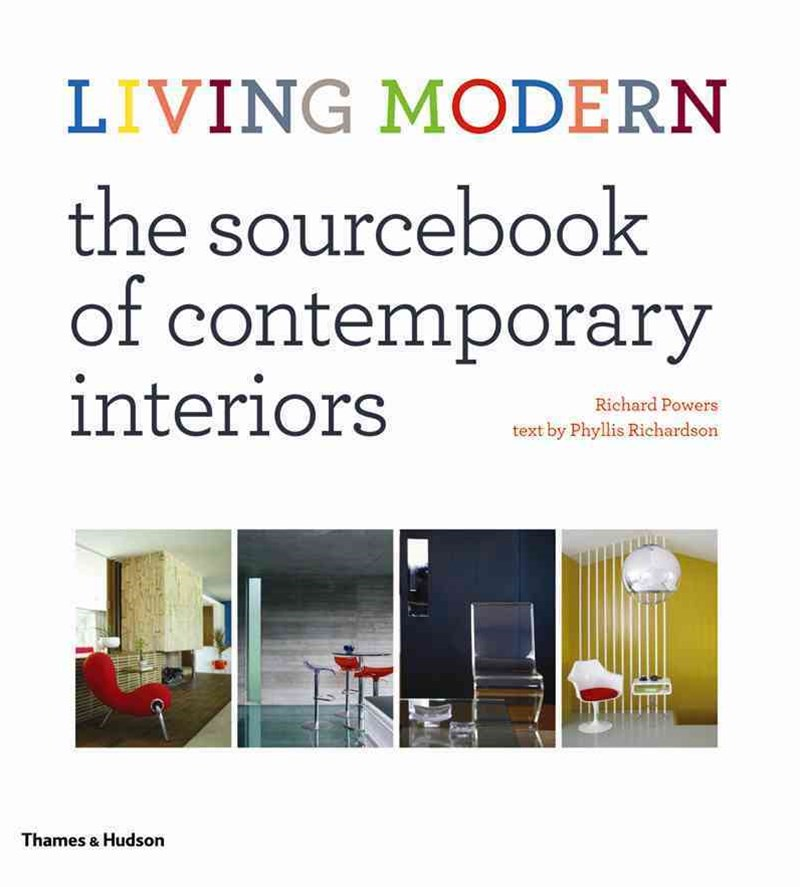 Living Modern: The Sourcebook for Contemporary Interiors