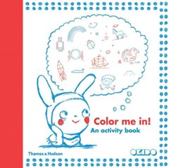 Colour me in! An Activity Book