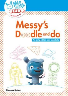 OKIDO: Doodle and Do: Messy Things to Make and Do, Pull Out and P