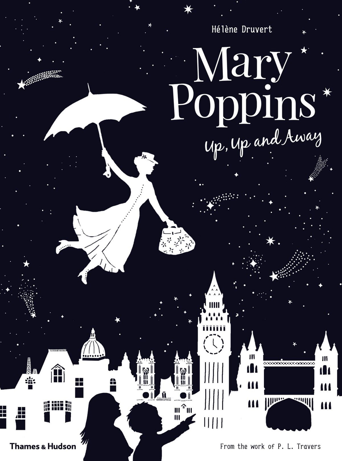 Mary Poppins Up, Up, and Away