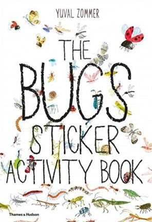 Big Book of Bugs Sticker Book