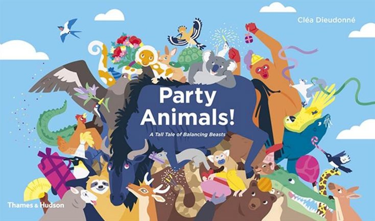 Party Animals!  A Tall Tale of Balancing Beasts