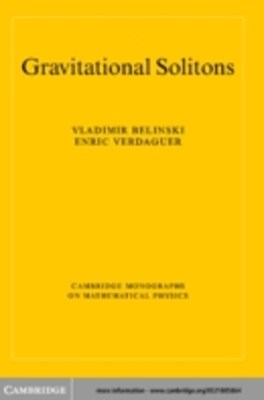 (ebook) Gravitational Solitons