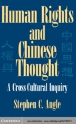 (ebook) Human Rights in Chinese Thought