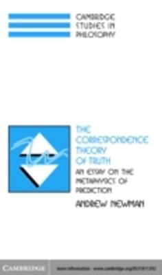 (ebook) Correspondence Theory of Truth