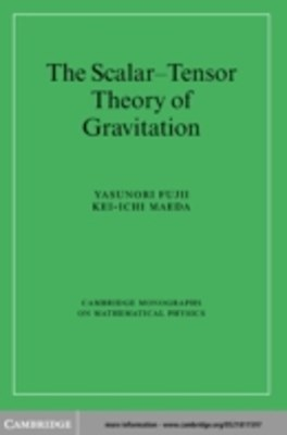 (ebook) Scalar-Tensor Theory of Gravitation