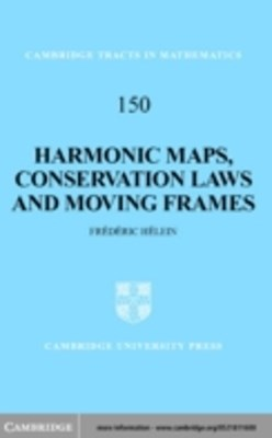 (ebook) Harmonic Maps, Conservation Laws and Moving Frames