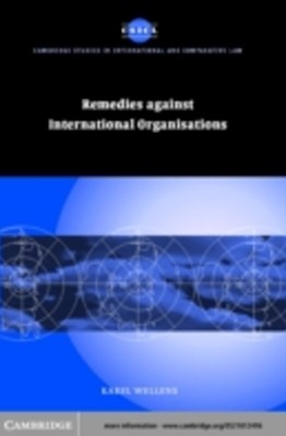 (ebook) Remedies against International Organisations
