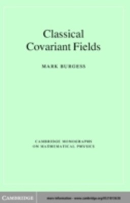 (ebook) Classical Covariant Fields
