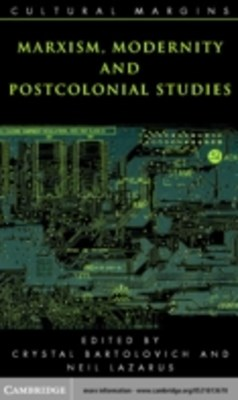 (ebook) Marxism, Modernity and Postcolonial Studies