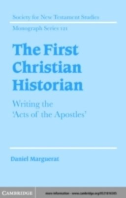 (ebook) First Christian Historian