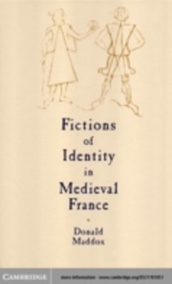 (ebook) Fictions of Identity in Medieval France