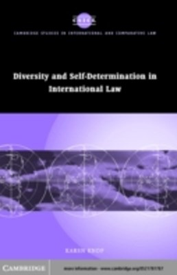 (ebook) Diversity and Self-Determination in International Law