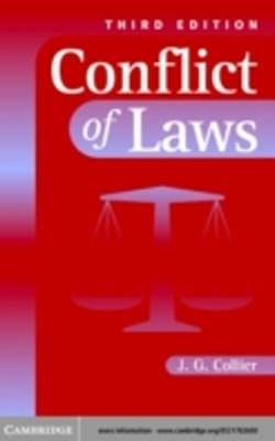 (ebook) Conflict of Laws
