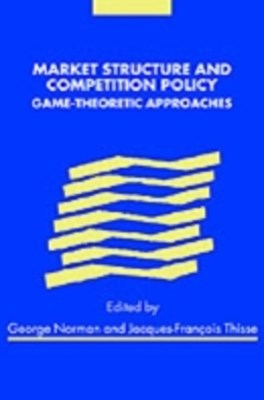 (ebook) Market Structure and Competition Policy