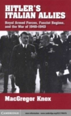 (ebook) Hitler's Italian Allies