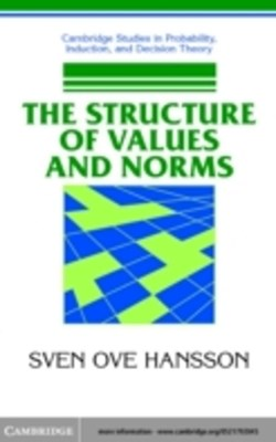 Structure of Values and Norms