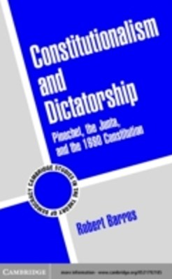 Constitutionalism and Dictatorship