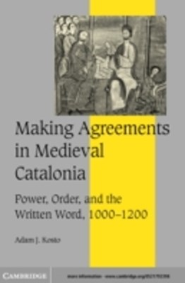 Making Agreements in Medieval Catalonia