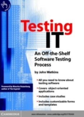 (ebook) Testing IT
