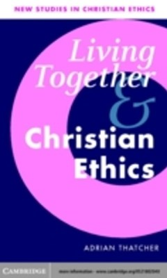 (ebook) Living Together and Christian Ethics