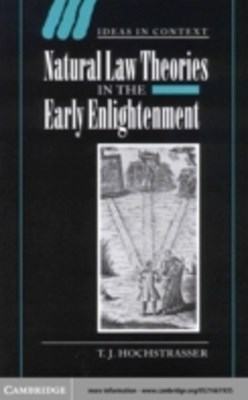 (ebook) Natural Law Theories in the Early Enlightenment