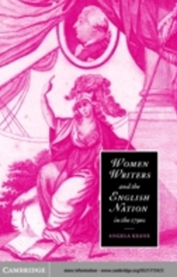 (ebook) Women Writers and the English Nation in the 1790s