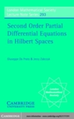 (ebook) Second Order Partial Differential Equations in Hilbert Spaces