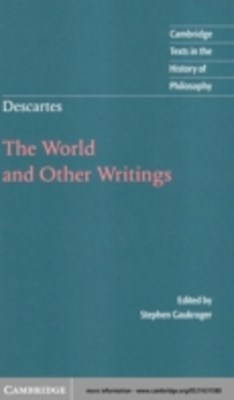 (ebook) Descartes: The World and Other Writings