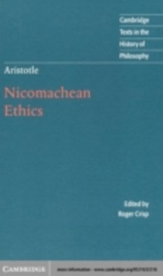 (ebook) Aristotle: Nicomachean Ethics