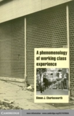 Phenomenology of Working-Class Experience