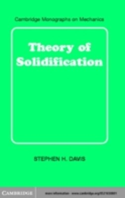 (ebook) Theory of Solidification