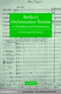 Berlioz's Orchestration Treatise