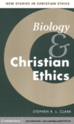 (ebook) Biology and Christian Ethics
