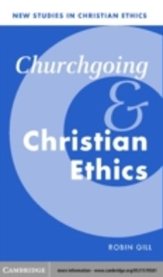 (ebook) Churchgoing and Christian Ethics